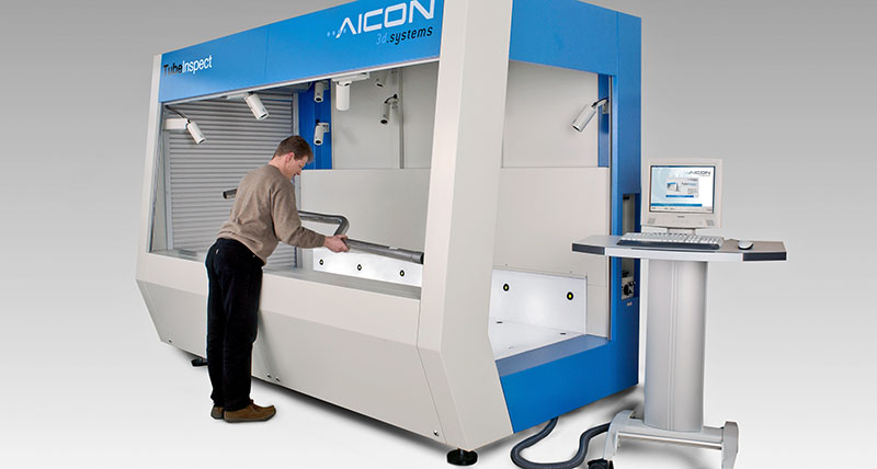 AICON 3D Systems | Hexagon Manufacturing Intelligence
