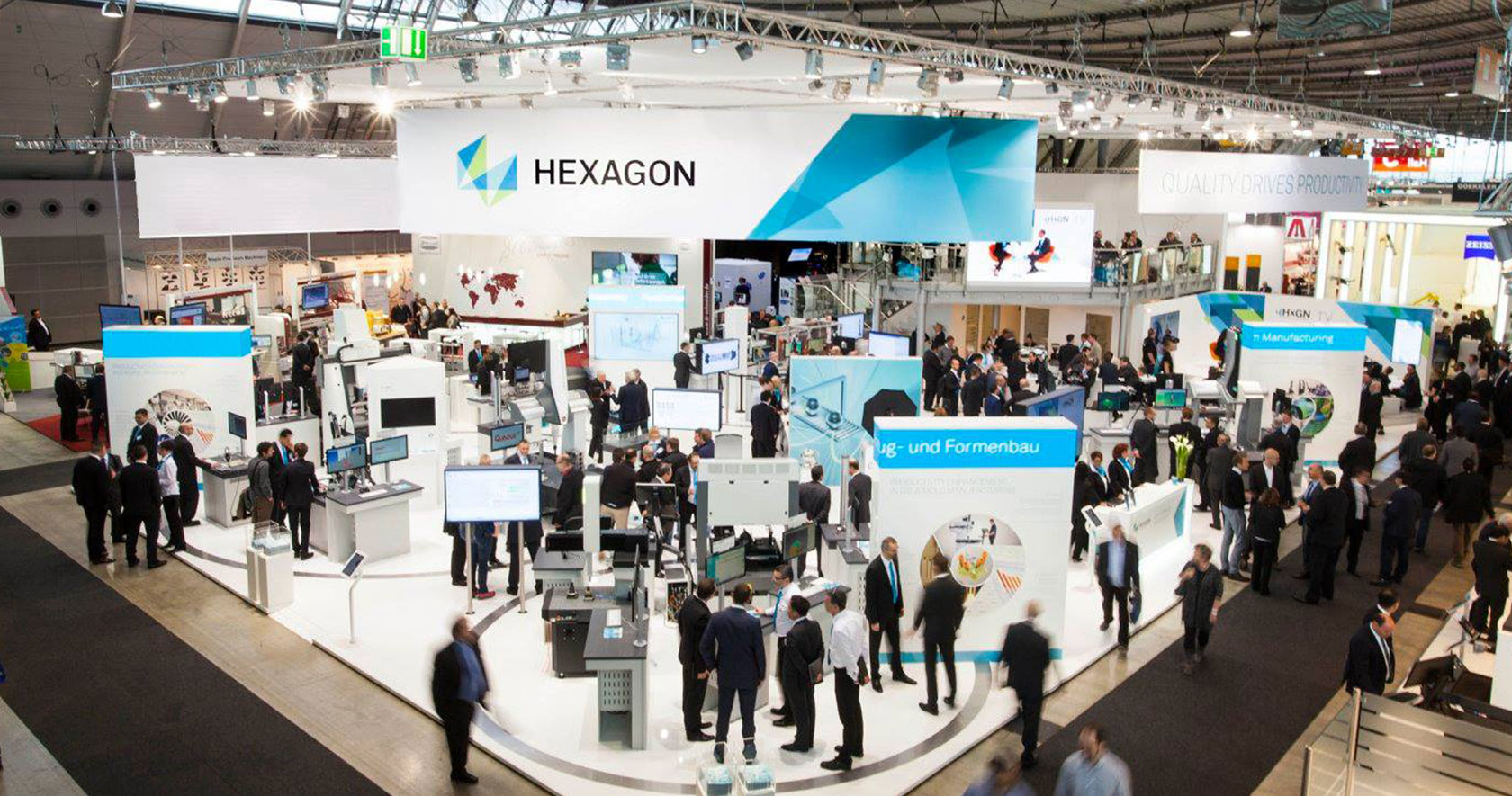 Hexagon Manufacturing Intelligence Events