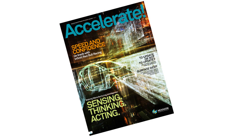 Accelerate! Customer Magazine