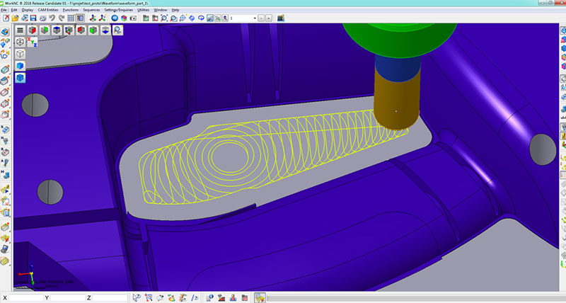 The Specialised CAD/CAM Solution for 2- to 5- Axis Machining