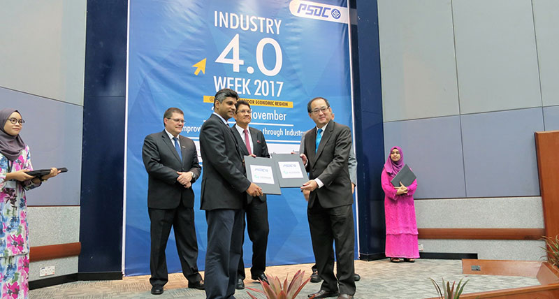 Hexagon Manufacturing Intelligence and PSDC Partner to Drive Industry 4.0 in Malaysian Manufacturing