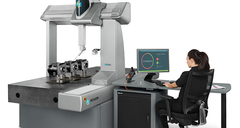 Hexagon Manufacturing Intelligence Launches CMM Series Focused on