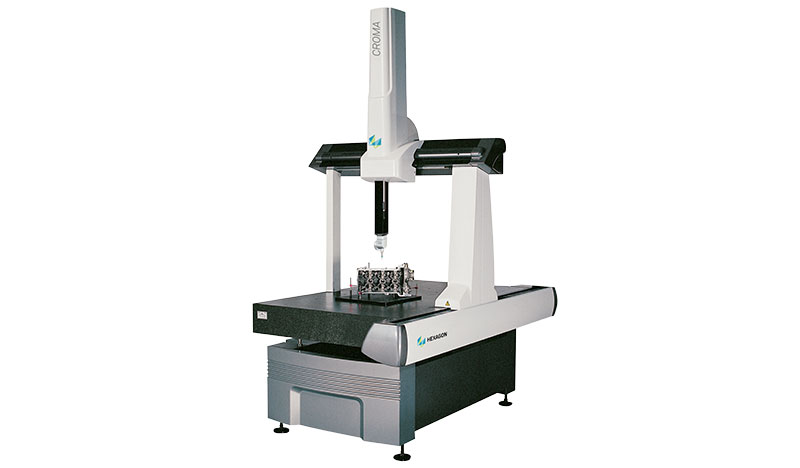 CROMA - Cost-effective entry-level coordinate measuring machines