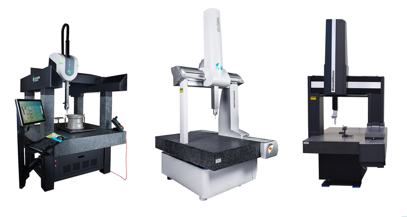 Pre-owned Coordinate Measuring Machines