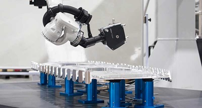 Automated shop-floor inspection for aerospace