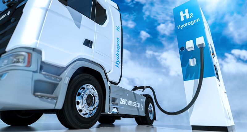 Smart technology supporting the development of hydrogen powered vehicles