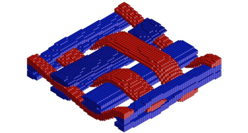 DigimatWoven25DMesh
