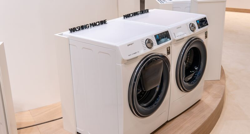 Optimising washing machine performance