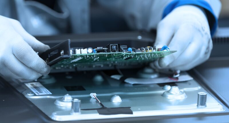 Quality management for electronics